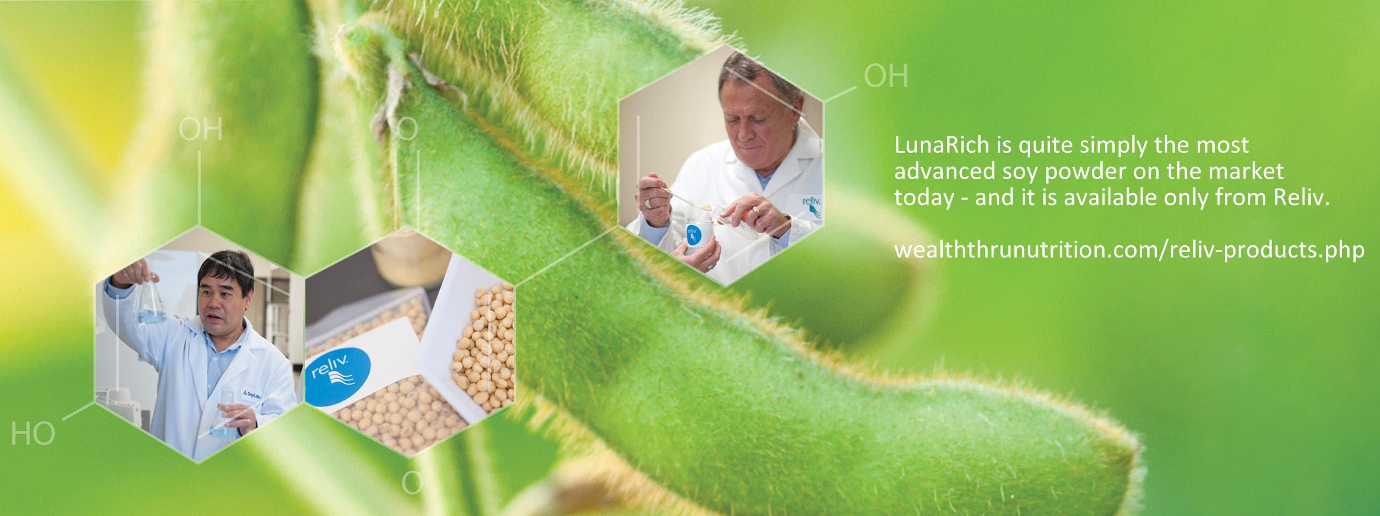 LunaRich health benefits