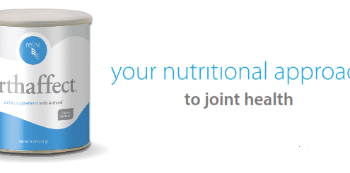 Arthaffect Nutritional Approach to Joint Health