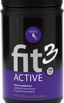 Fit3 Active Performance Nutrition and Weight Loss
