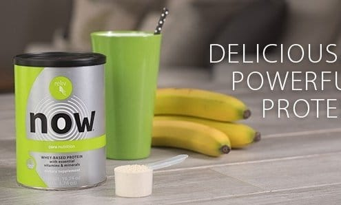 New Reliv Now with Whey