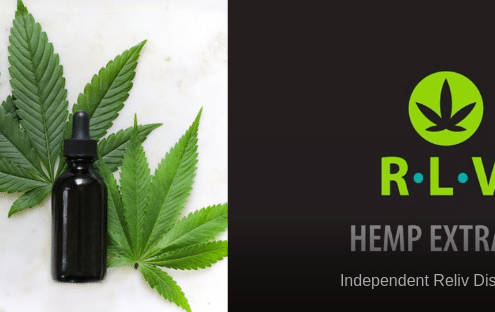 RLV Hemp Extract Products - Premium CBD Oil Products