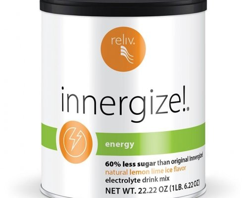 Innergize Lower Sugar - ENERGY/ELECTROLYTE-REPLACEMENT
